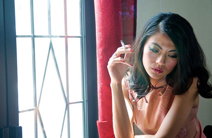 Pixinity: Fashion Photography Model Mandy