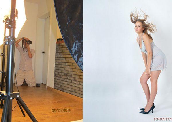 Pixinity: Fashion Photography Model