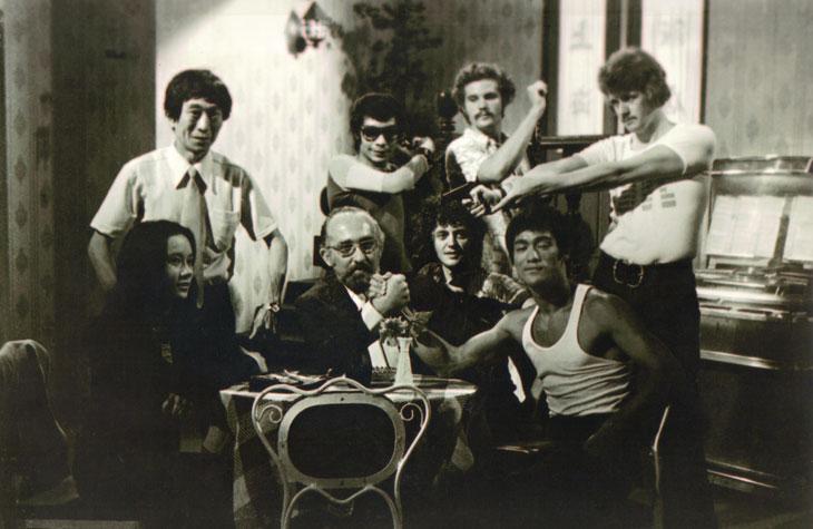 Pixinity Bruce Lee Jon Benn