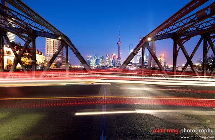 Pixinity: Shanghai Bund Photography