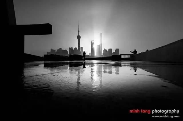 Pixinity Shanghai Skyline